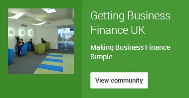 Getting Business Finance UK