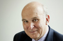 Commercial Finance Vince Cable