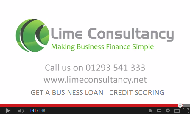 get a business loan - credit scoring