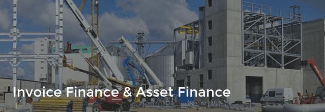 invoice finance & asset finance