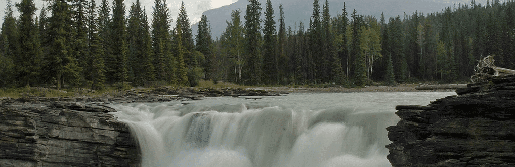 Rocky water, cashflow waterfall