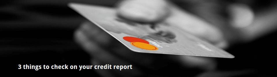 company credit reports
