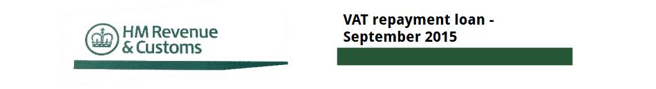 VAT HMRC payment loan
