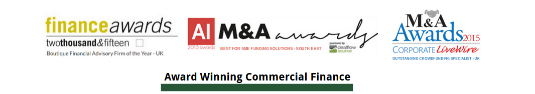 award winning business lending