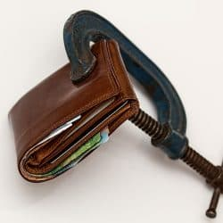 overdrafts being reduced