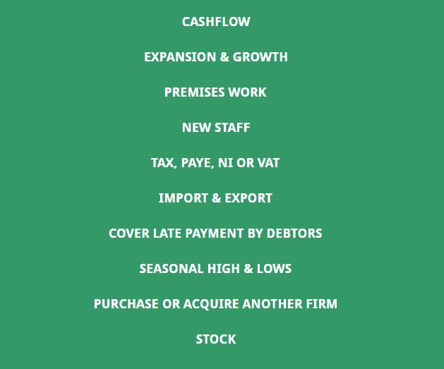 trading-business-lending-reasons