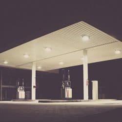petrol station Sui Generis