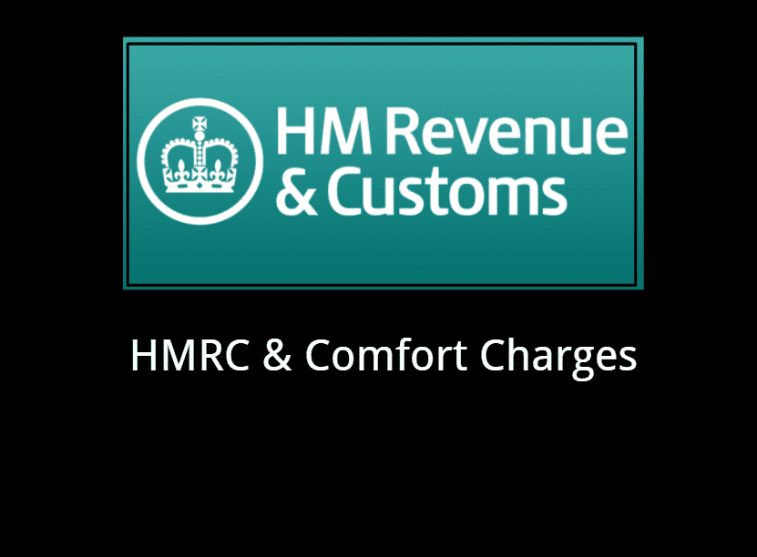 HMRC comfort charges