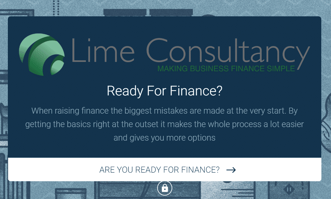 Is my business ready for finance?