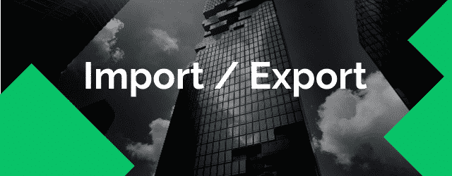 import export trade finance