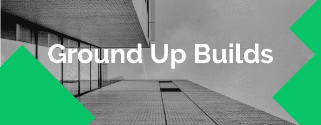 ground up construction finance