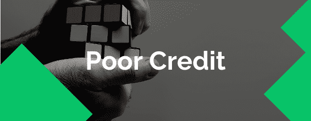 lending with poor credit history