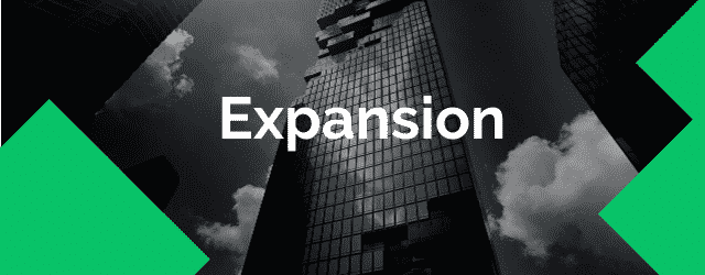 financing expansion
