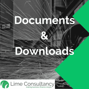 business lending documents and downloads