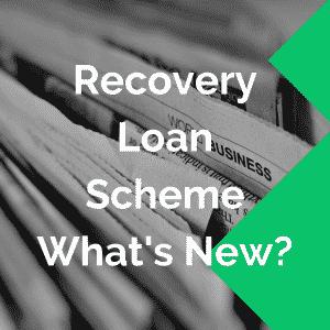 recovery loan scheme latest news