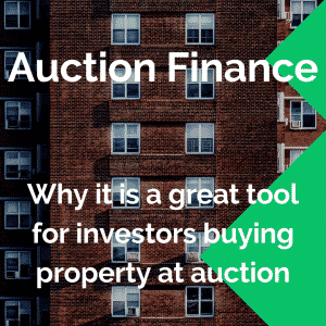 financing property at auction
