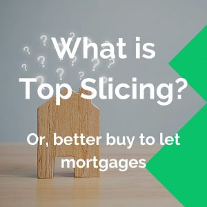 what is top slicing