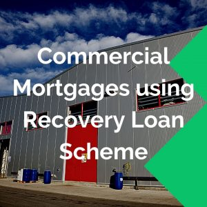 commercial mortgages recovery loan scheme