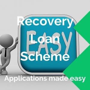 recovery loan scheme applications