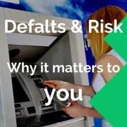 default and risk statistics