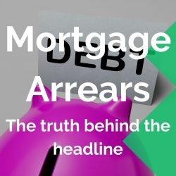 mortgage arrears statistics